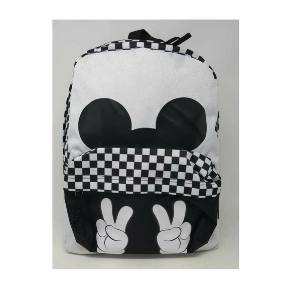 69088302a61 Vans X Disney Mickey Realm Checkerboard Backpack